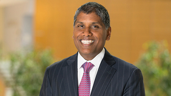 University of Maryland Medical System CEO/President Mohan Suntha, MD