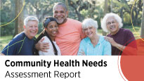 Community Health Needs Assessment Report Cover