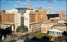 Photo of University of Maryland Medical Center and Davidge Hall