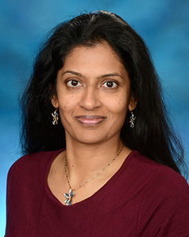 UMGCCC pathologist Madhurima Koka, MD, PhD